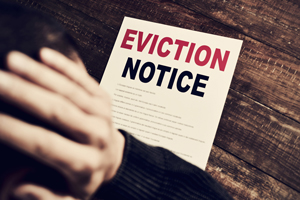 Has the Coronavirus effected the Ability to Evict Tenants?