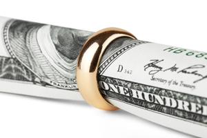 配偶贍養費